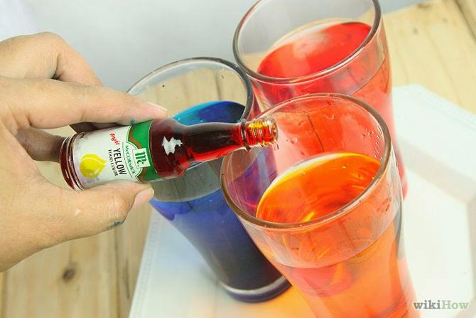 Как в домашних условиях сделать краски для рисования