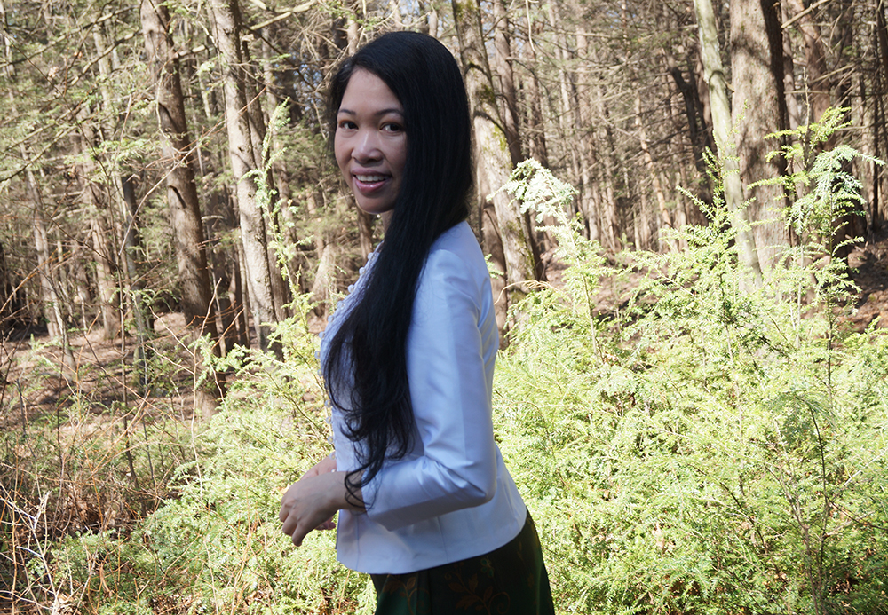 Jendhamuni in forest April 18, 2015.