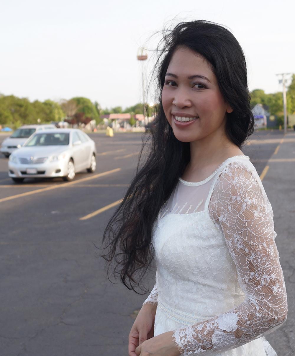 Jendhamuni at Sam Rainsy's public forum