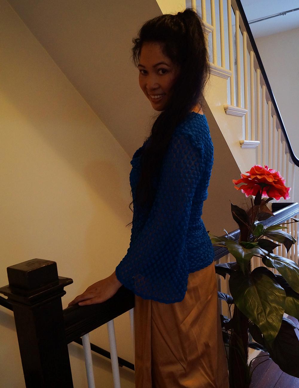 Jendhamuni with nun 052915