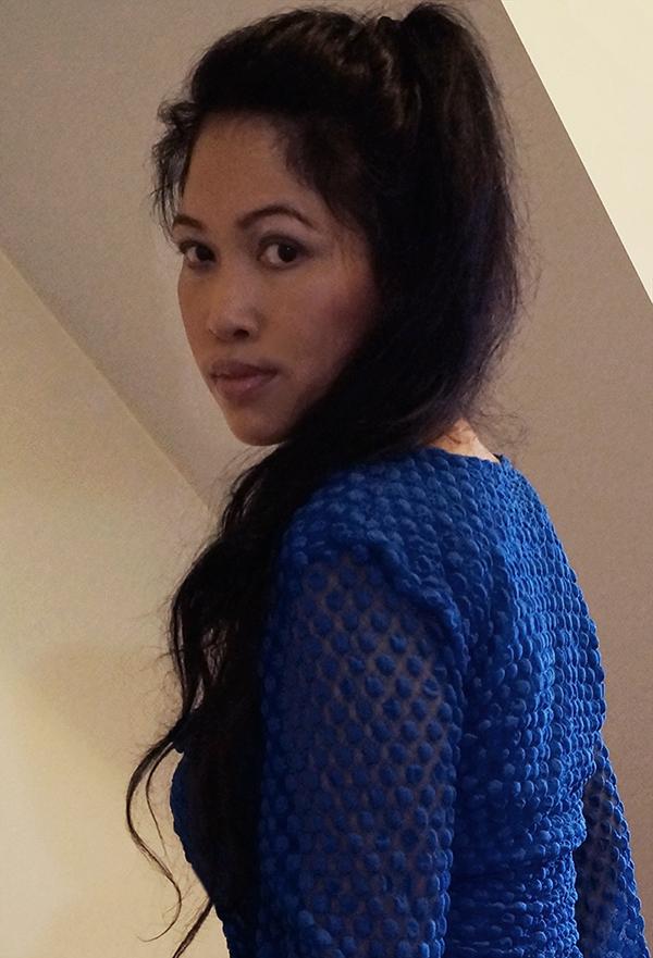 Jendhamuni blue shirt