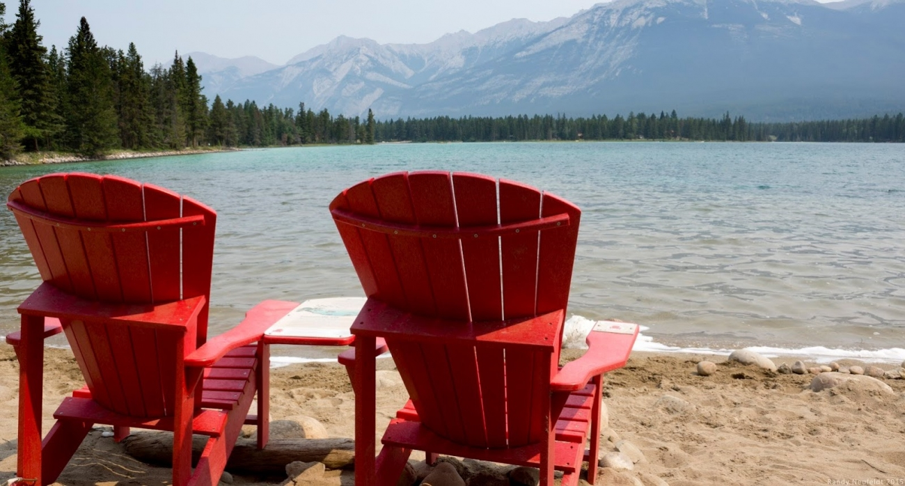 Red Chair Program - Annette Lake Jasper AB