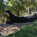 Jendhamuni-under-apple-trees-Parlee-farm-101115