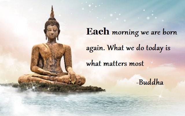 Buddhism And Inspiring Quotes